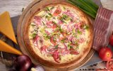 Пицца Карбонара 30см